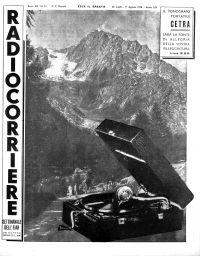 Anno 1936 Fascicolo n. 31