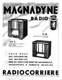 Anno 1936 Fascicolo n. 33