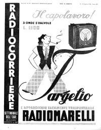 Anno 1936 Fascicolo n. 34