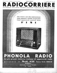 Anno 1936 Fascicolo n. 41