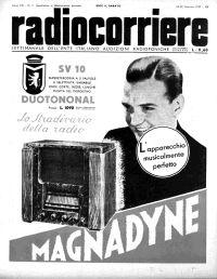 Anno 1937 Fascicolo n. 4
