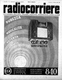 Anno 1937 Fascicolo n. 5