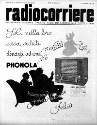 Anno 1937 Fascicolo n. 6