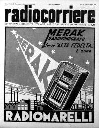 Anno 1937 Fascicolo n. 8