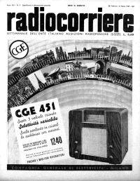 Anno 1937 Fascicolo n. 9
