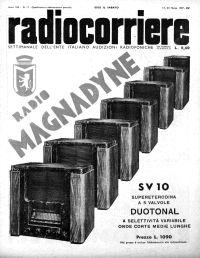 Anno 1937 Fascicolo n. 11