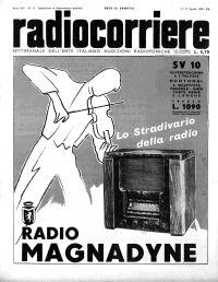 Anno 1937 Fascicolo n. 15