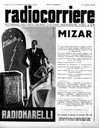 Anno 1937 Fascicolo n. 16