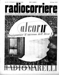 Anno 1937 Fascicolo n. 20