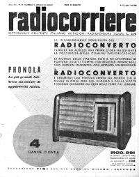 Anno 1937 Fascicolo n. 27