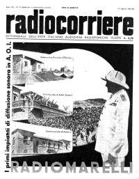 Anno 1937 Fascicolo n. 31