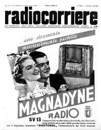 Anno 1937 Fascicolo n. 35
