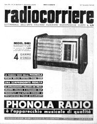 Anno 1937 Fascicolo n. 36