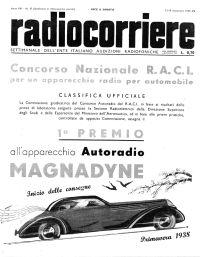 Anno 1937 Fascicolo n. 37
