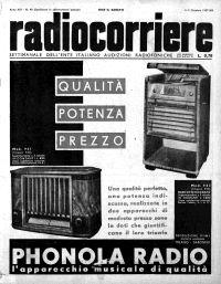 Anno 1937 Fascicolo n. 40