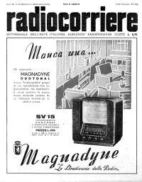 Anno 1937 Fascicolo n. 46