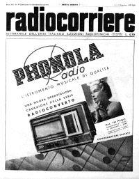 Anno 1937 Fascicolo n. 49