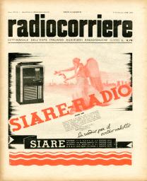 Anno 1938 Fascicolo n. 1