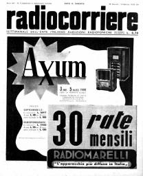 Anno 1938 Fascicolo n. 5