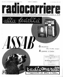 Anno 1938 Fascicolo n. 8