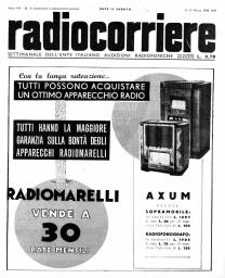 Anno 1938 Fascicolo n. 10