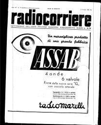 Anno 1938 Fascicolo n. 14