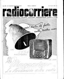 Anno 1938 Fascicolo n. 15
