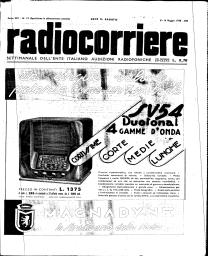 Anno 1938 Fascicolo n. 19