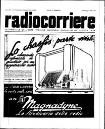 Anno 1938 Fascicolo n. 24