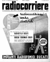 Anno 1938 Fascicolo n. 27