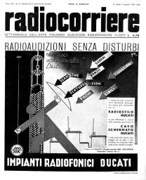 Anno 1938 Fascicolo n. 31