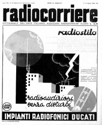 Anno 1938 Fascicolo n. 32