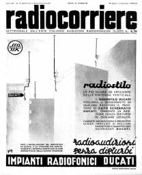 Anno 1938 Fascicolo n. 35