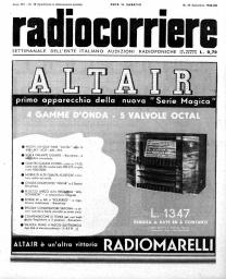 Anno 1938 Fascicolo n. 38