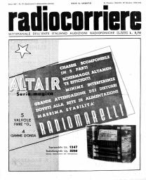 Anno 1938 Fascicolo n. 43