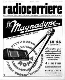Anno 1938 Fascicolo n. 46