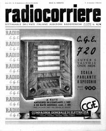 Anno 1938 Fascicolo n. 49