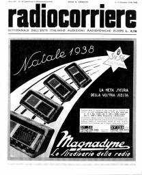 Anno 1938 Fascicolo n. 50