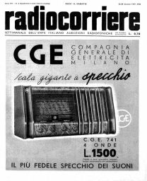 Anno 1939 Fascicolo n. 4