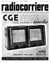 Anno 1939 Fascicolo n. 13