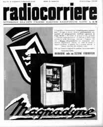 Anno 1939 Fascicolo n. 18