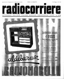 Anno 1939 Fascicolo n. 19