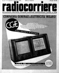Anno 1939 Fascicolo n. 27
