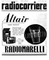Anno 1939 Fascicolo n. 31