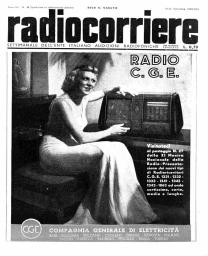 Anno 1939 Fascicolo n. 38