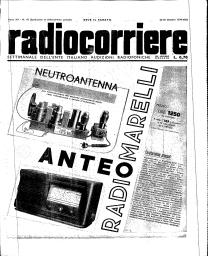 Anno 1939 Fascicolo n. 43