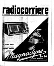Anno 1939 Fascicolo n. 45