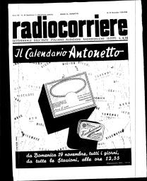 Anno 1939 Fascicolo n. 46