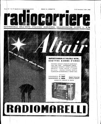 Anno 1939 Fascicolo n. 47