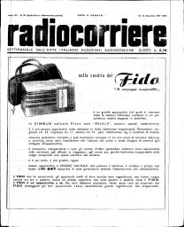 Anno 1939 Fascicolo n. 50